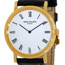 Patek Philippe Gent's 18K Yellow Gold  Ref # 5120-J...