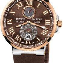 Ulysse Nardin Maxi Marine Chronometer 43mm 265-67-3-45