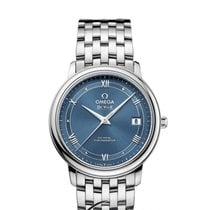 Omega De Ville Prestige Co-Axial Blue Dial 36,8 mm  G