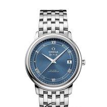 Omega De Ville Prestige Co-Axial Blue Dial 36,8 mm  G