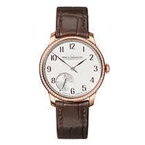 Moritz Grossmann TEFNUT 36, rose gold, bezel set with brillian...