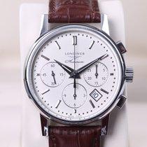 Longines Heritage Column Wheel Chronograph