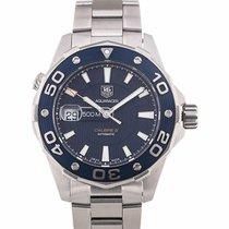TAG Heuer Aquaracer 43 Date Blue Dial