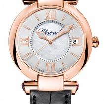 Chopard Imperiale 18K Rose Gold & Amethysts Ladies Watch