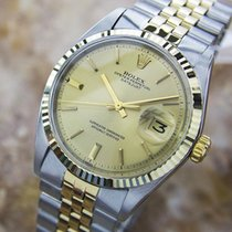 Rolex Oyster Perpetual  Swiss Made 1969 Gold Stainless St...