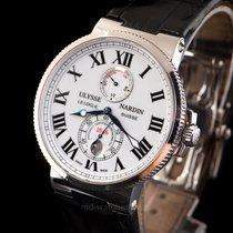 Ulysse Nardin Marine Chronometer 43 mm   263-67