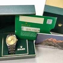 Rolex Oyster Quartz Datejust Two Tone