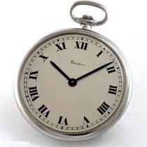 까르띠에 (Cartier) Lepine Pocket Watch 950 Platin Vacheron...