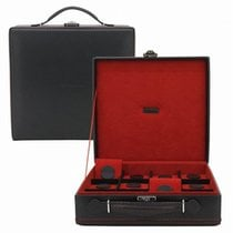 Friedrich Uhrenbox Carbon schwarz für 12 Uhren 70021/310
