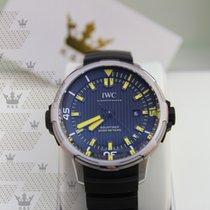 IWC IW358001    Aquatimer Black Dial Automatic