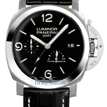 Panerai Luminor 1950 3 Days GMT Power Reserve Automatic 44mm...