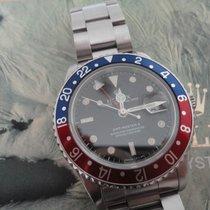 Rolex GMT Master 16710 Tritium Full Set LC100 aus 1990 L-Serie