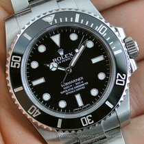 Rolex Submariner Ceramic New Style  Unworn