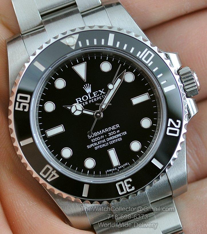 Rolex Submariner Price Blue