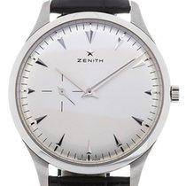 Zenith Elite Ultra Thin 40 Automatic Silver Dial
