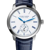 Ulysse Nardin Classico Manufacture Limited Edition 170