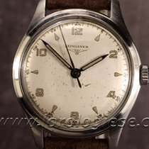 Longines Vintage Sei Tacche 1951 Waterproof-style Steel Watch...