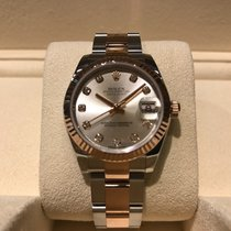 Rolex Lady-Datejust 31mm  Steel and Rose Gold