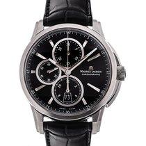 Maurice Lacroix Pontos 43 Chronograph Black Dial