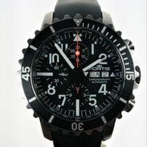 Fortis B-42 Black Marinemaster Chronograph