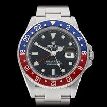 Rolex GMT-Master II Pepsi Stainless Steel Gents 16710