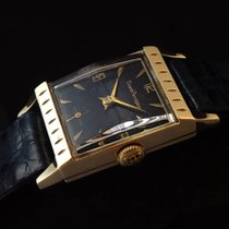 Girard Perregaux Vintage Mechanical 14k Gold 50's
