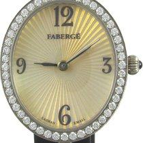 Fabergé Faberge Anastasia White Gold & Diamond