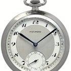 Movado Mans Pocket Watch Art Deco