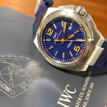 IWC MISSION EARTH INGENIUR PLASTIKY LIMITED EDITION 1000 PCS