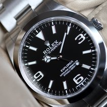 Rolex OYSTER PERPETUAL EXPLORER I new dial 2016