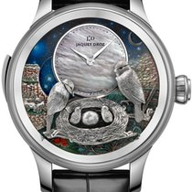 Jaquet-Droz Automata THE BIRD REPEATER J031034202