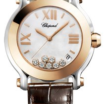Chopard Happy Sport Round Quartz 36mm 278492-9004