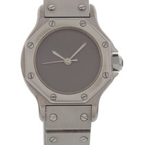 Cartier Santos Automatic Stainless Steel