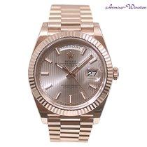 Rolex Daydate Rose Gold 228235