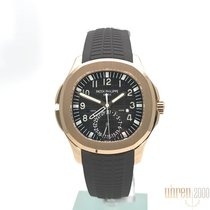 Patek Philippe Aquanaut Travel Time 5164R-001 Roségold