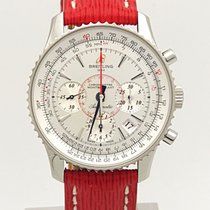 Breitling Mont Brillant 01 Limited Edition Ab0131 On Red...