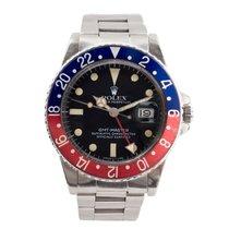 Rolex GMT-Master 16750 Matt/Tritium dial (1981)