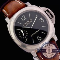 Panerai PAM 177 Luminor Base Titanium Limited 700 made