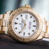 Rolex Oyster Perpetual Yacht-Master 18k Gold