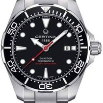 Certina DS Action Diver Powermatic 80 Herrenuhr C032.407.11.05...