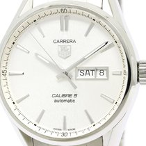 タグ・ホイヤー (TAG Heuer) Carerra Caliber 5 Day Date Automatic Watch...