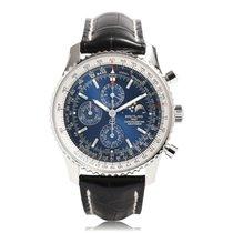 Breitling Navitimer 1461 Steel Blue Mens Watch A1937012/C883 760P