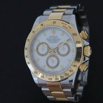 Rolex Oyster Perpetual Cosmograph Daytona Gold/Steel 116523