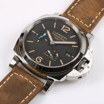 Panerai Luminor 1950 3 DAYS GMT Power Reserve - PAM537 -...