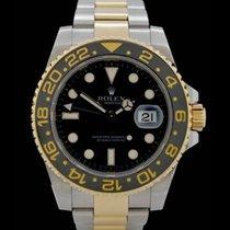 Rolex GMT-Master II Keramik - Ref.: 116713LN - Edelstahl/Gelbg...