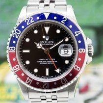 Rolex 16700 16700 GMT Master Red / Blue Pepsi Bezel (29479)