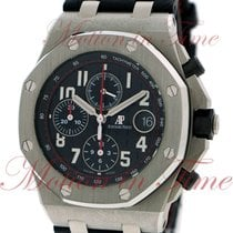 Audemars Piguet Royal Oak Offshore Chronograph, Black Sober...