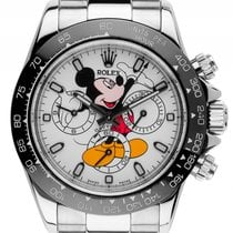 Rolex Daytona Custom Micky Mouse Keramik Black Cosmograph...