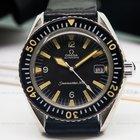 Omega Vintage Seamaster 300 SS / Leather