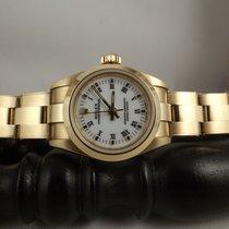 Rolex Oyster perpetual 76188 oro lady seriale A garanzia 2007